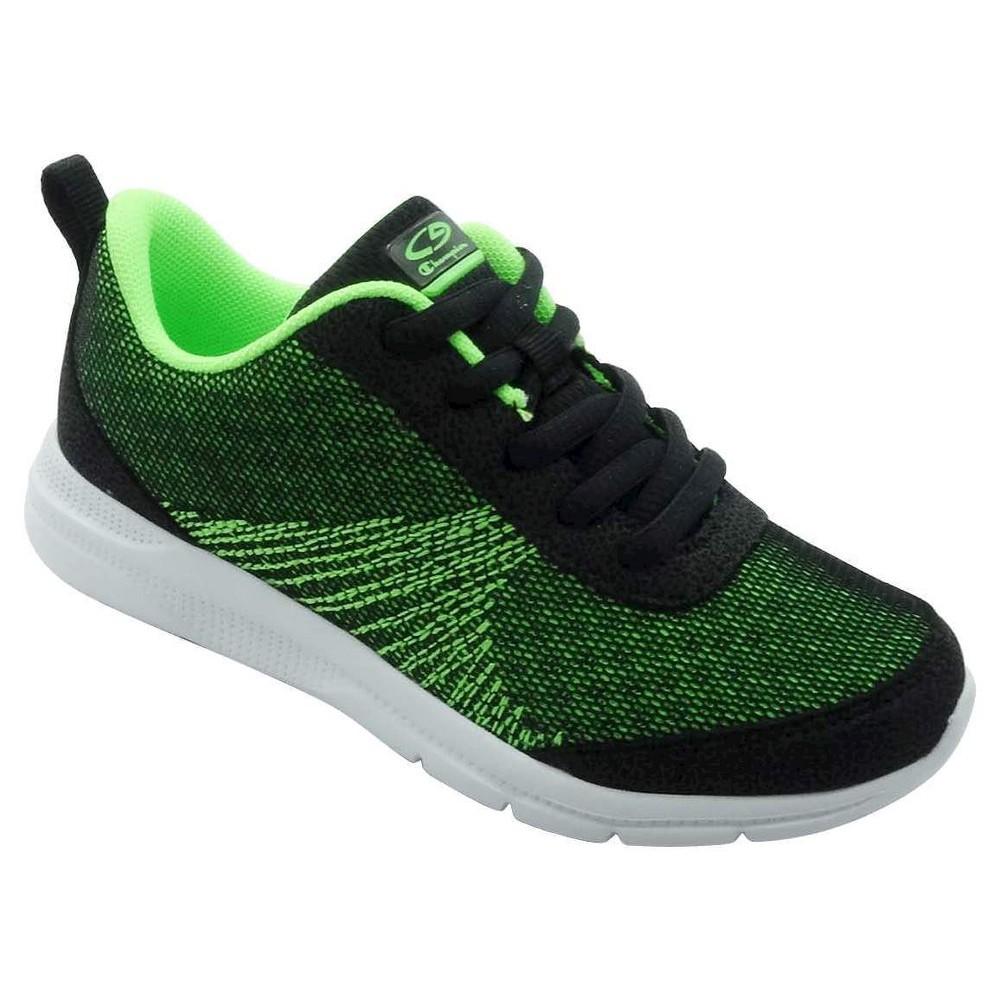 Spring Performance Athletic Shoes - C9 Champion Black 6, Boys