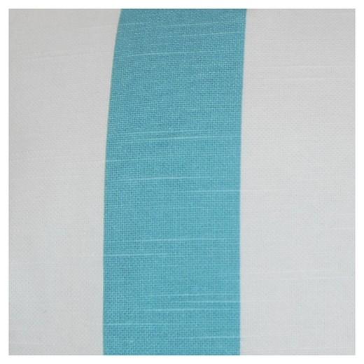 Target Coastal Throw Pillows : Wide Stripe Throw Pillow Coastal Blue (20