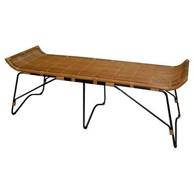 Threshold™ Linear Weave Long Bench