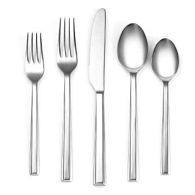 Cambridge Dublin Mirror 20-pc. Silverware Set