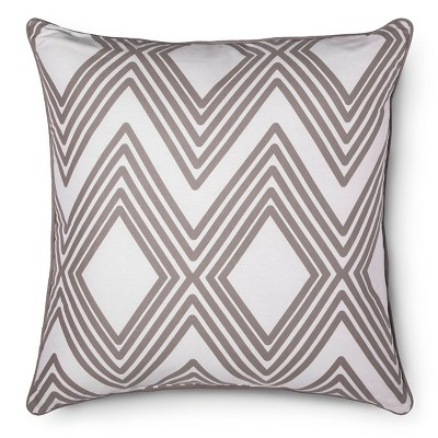 Large Diamond Throw Pillow - Room Essentials™