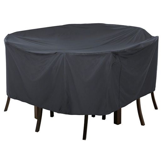 Patio Table And Chair Cover - Black - Room Essentials™