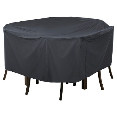 Patio Table And Chair Cover   Black   Room Essentials™ Part 95