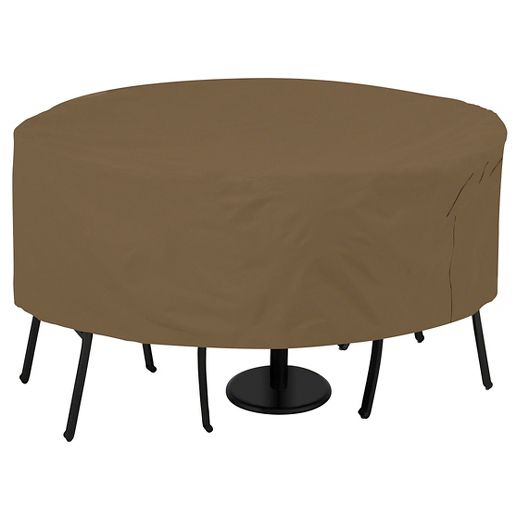 Patio Table & Chair Cover, Maverick Brown - Threshold™
