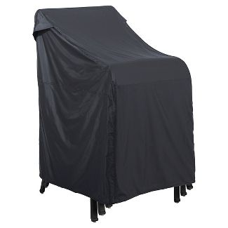Patio Chair Cover Black