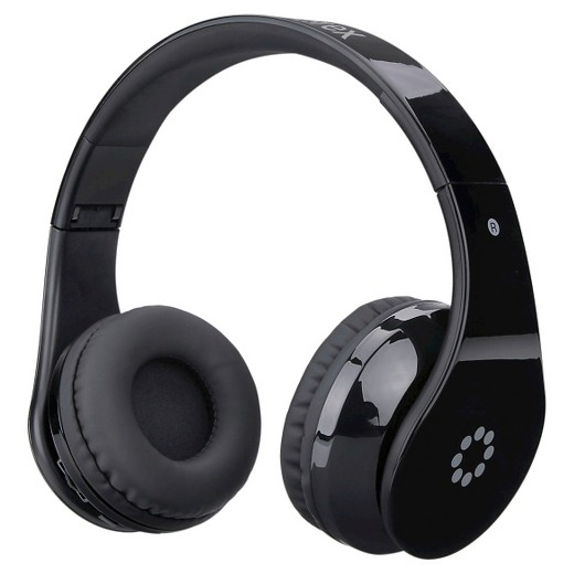 memorex wireless bluetooth headphones with touch control. Black Bedroom Furniture Sets. Home Design Ideas