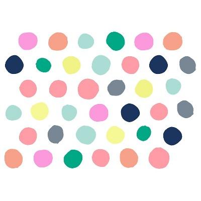 Wall Decals   Dots Part 46
