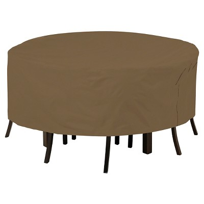 Patio Table U0026 Chair Cover, Maverick Brown   Threshold™