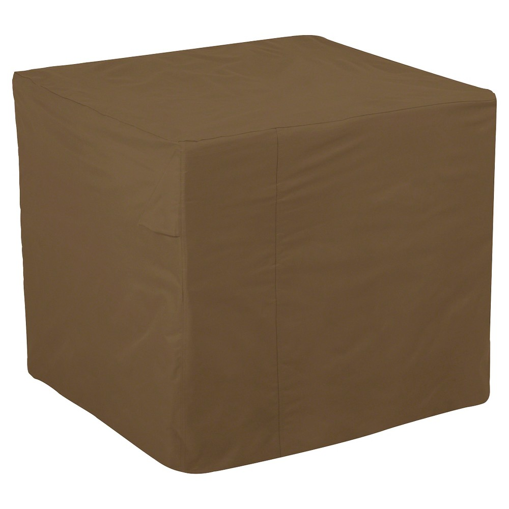 Air Conditioner Cover - Brown - Threshold, Maverick Brown