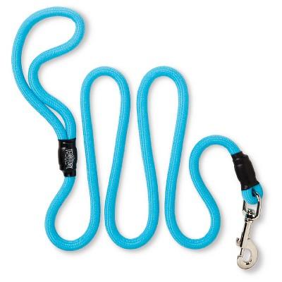 Territory Nylon Rope Dog Leash - 5ft Long - Blue - One Size