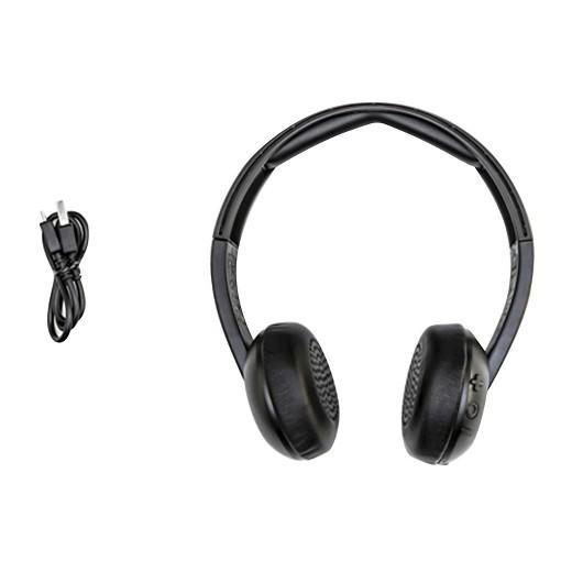 skullcandy uproar wireless bluetooth on ear headphones with microphone target. Black Bedroom Furniture Sets. Home Design Ideas