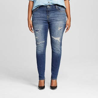 Colored : Plus Size Jeans : Target