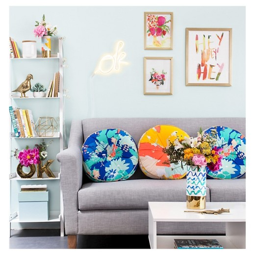 Target Floral Wall Decor : Oh joy ? floral framed wall art quot target