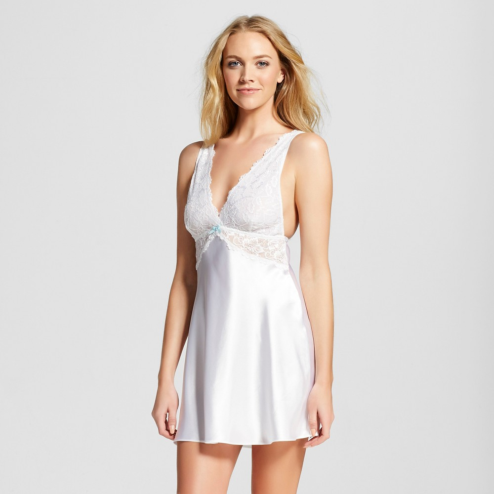 Women's Chemise White XL, Chemises
