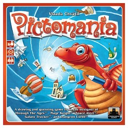 Pictomania Drawing Game