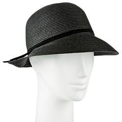 Women's Cloche Hat Black - Merona™