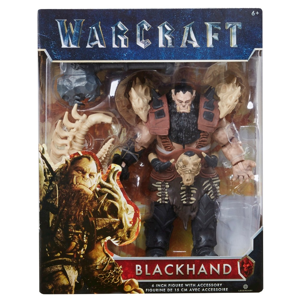 World of Warcraft Blackhand Figure with Accessory 6