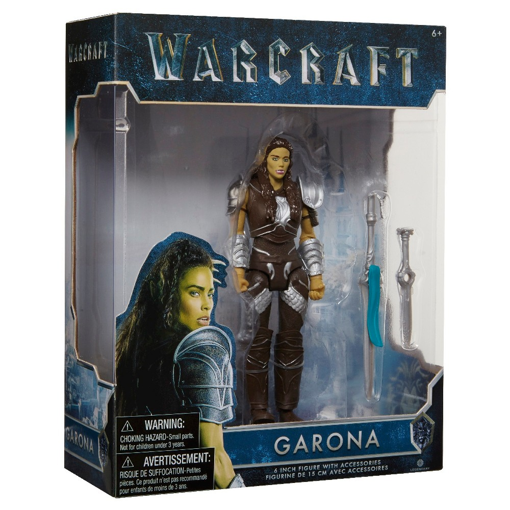 World of Warcraft Garona 6 Figure with Accessory