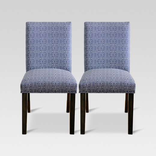 Parsons Print Dining Chair