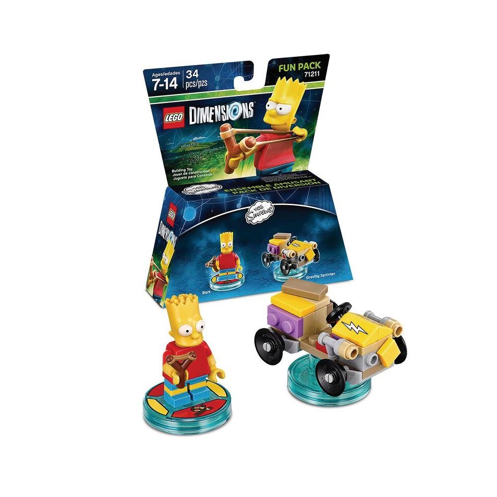 Lego Dimensions - Bart Simpson Fun Pack