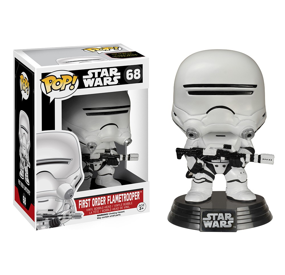 Pop! Star Wars Episode 7 - Flametrooper