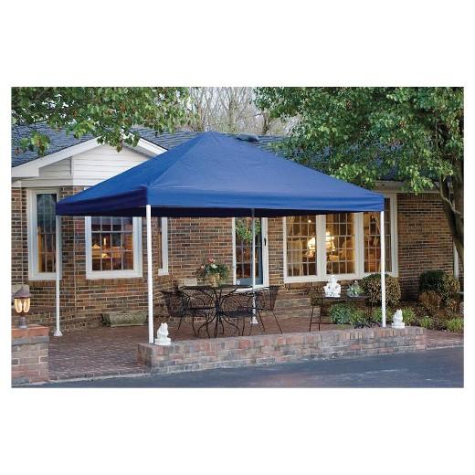 Decorative Canopy celebration 12' x 12' decorative canopy - blue - shelterlogic : target