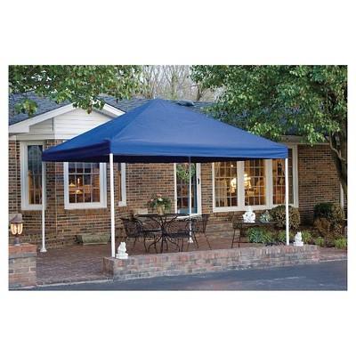 Celebration 12u0027 X 12u0027 Decorative Canopy - Blue - Shelterlogic  sc 1 st  Target & Celebration 12u0027 X 12u0027 Decorative Canopy - Blue - Shelterlogic : Target