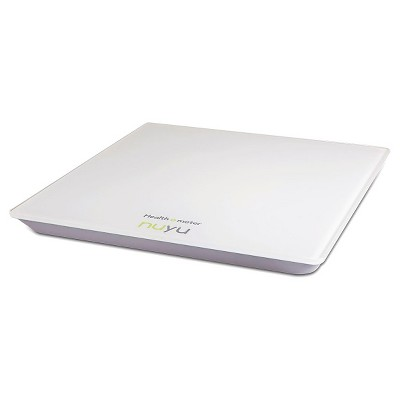 Health o meter nuyu Wireless Connected Scale - White (HNY200KD-W )