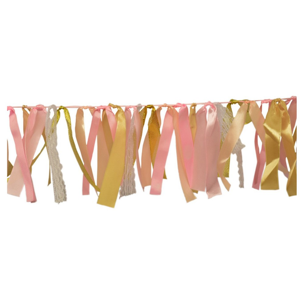 Pink Ribbon Banner - Spritz