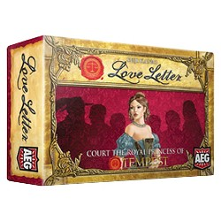 Love Letter Boxed Edition Card Game