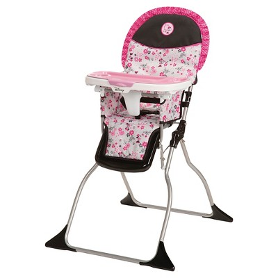 Disney® Minnie Mouse Simple Fold High Chair - Garden Delight
