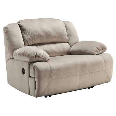 Toletta Wide Seat Recliner ...  sc 1 st  Target : love seat recliners - islam-shia.org