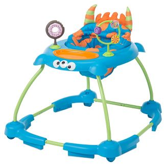 d971d76a9 Delta Children Lil Drive Play Car Style Rolling Baby Bouncer Walker ...