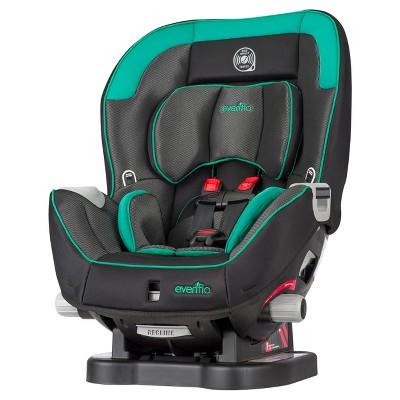 Evenflo® ProComfort Triumph LX Convertible Car Seat Mercer