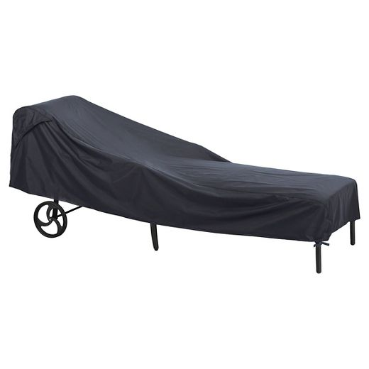 Patio Chaise Cover - Black - Room Essentials™