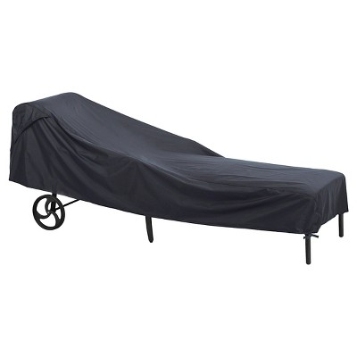 patio chaise cover black room essentials