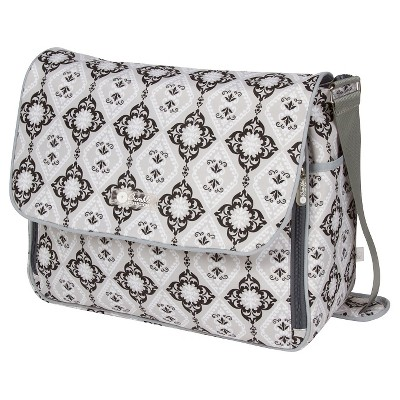 The Bumble Collection Super Tote- Majestic Slate