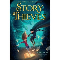 Story Thieves ( Story Thieves) (Reprint) (Paperback)