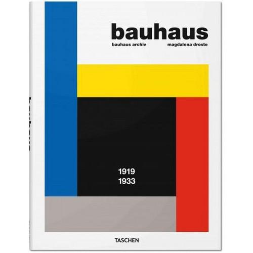 Bauhaus : 1919-1933 (Hardcover) (Magdalena Droste)