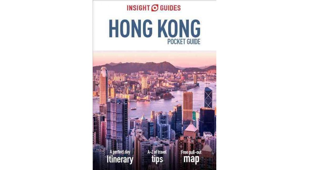Insight Guides Hong Kong Pocket Guide (Paperback)