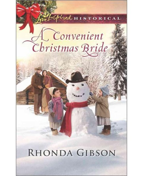 Convenient Christmas Bride (Paperback) (Rhonda Gibson) - image 1 of 1