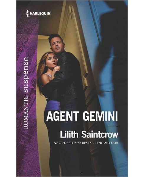 Agent Gemini (Paperback) (Lilith Saintcrow) - image 1 of 1