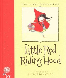 Little Red Riding Hood (Hardcover) (Charles Perrault)
