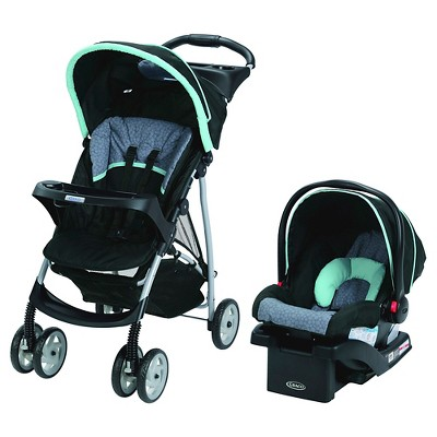 Graco® Literider Click Connect Travel System - Sully