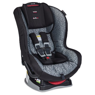 Britax® Marathon G4.1 Convertible Car Seat - Silver Cloud