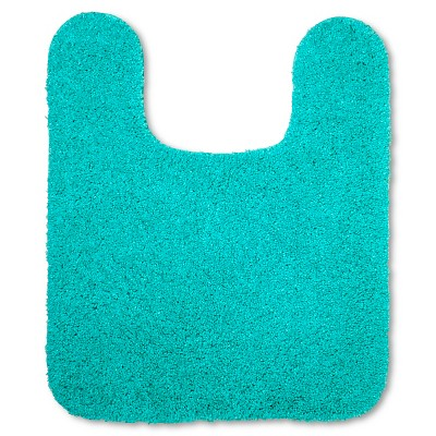 Contour Bath Rug - Teal Blue - Room Essentials™