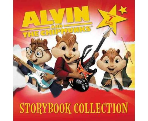 Alvin and the Chipmunks Storybook Collection (Hardcover) - image 1 of 1