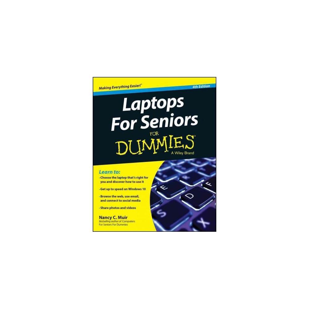 Laptops for Seniors for Dummies (Paperback) (Nancy C. Muir) Find Books at Target.com! Laptops for Seniors for Dummies (Paperback) (Nancy C. Muir)
