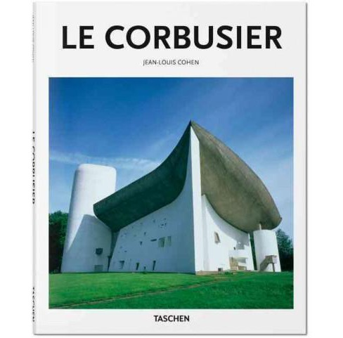 Le Corbusier : 1887 - 1965: the Lyricism of Architecture in the Machine Age (Hardcover) (Jean-Louis - image 1 of 1
