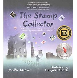 Stamp Collector (Reprint) (Paperback) (Jennifer Lanthier)